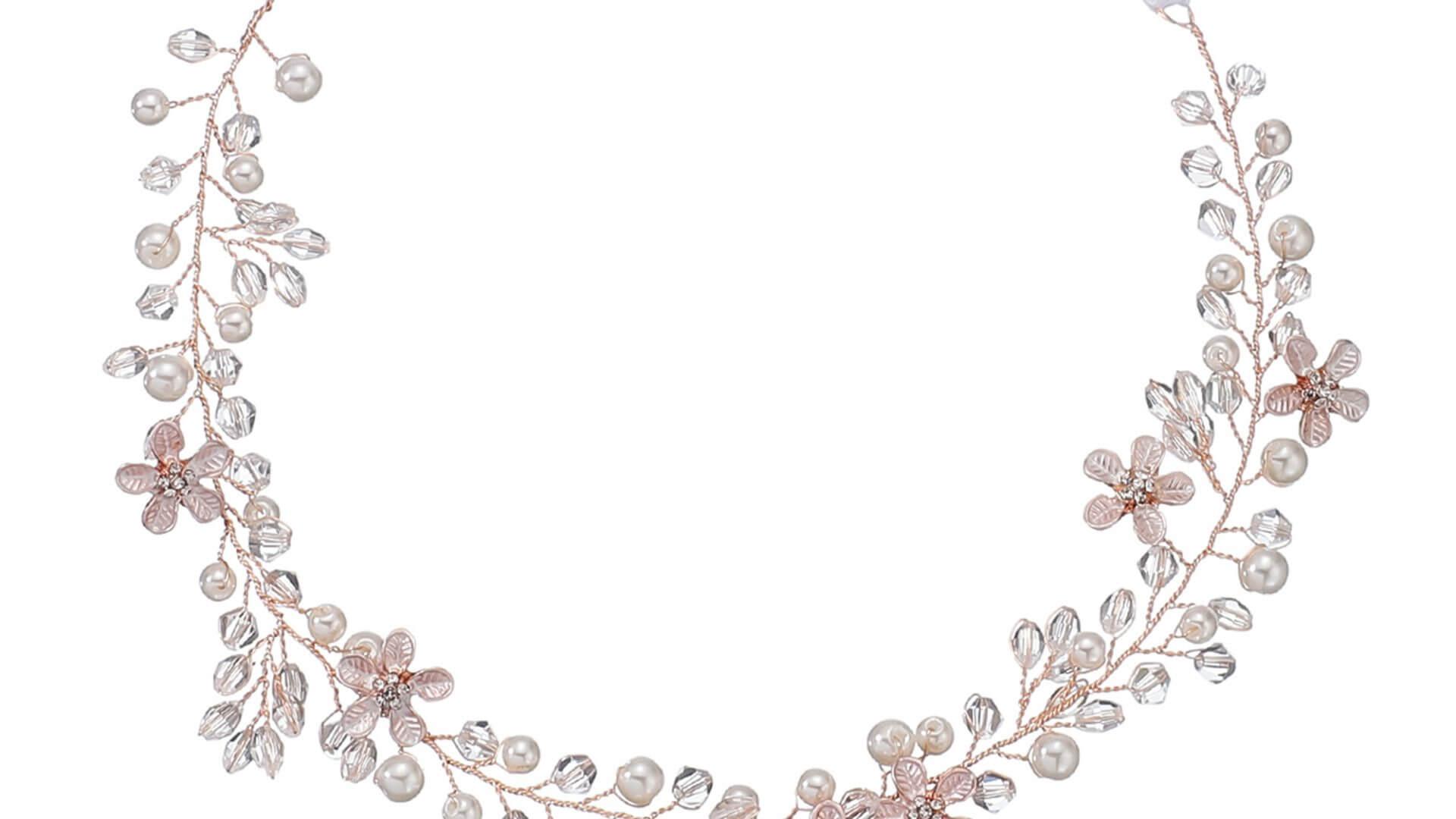 Haarband HS-J4637RG Rose Gold